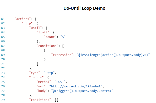 Demo4 - Do Until Loop
