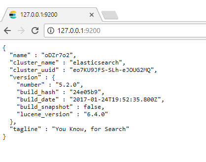 Elasticsearch Browse